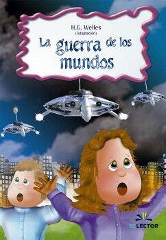 GUERRA DE LOS MUNDOS PARA NIÑOS, LA