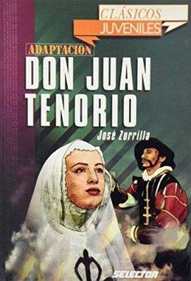 DON JUAN TENORIO (CLASICOS JUVENILES/ADAPTACION)