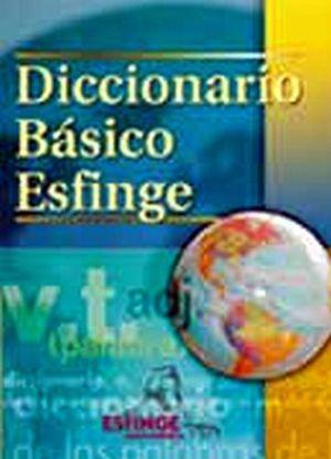 DICCIONARIO ESFINGE BASICO   1ED./6REIMP'07              10