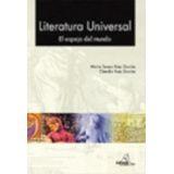 LITERATURA UNIVERSAL (EL ESPEJO DEL MUNDO) 508 2ED./4REIMP/