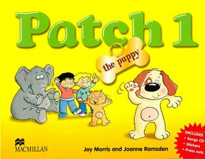 PATCH THE PUPPY 1 (PACK BOOK & CD)