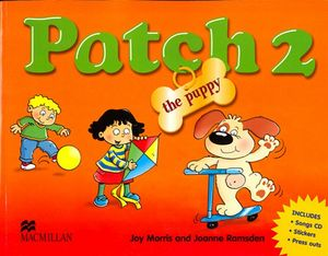 PATCH THE PUPPY 2 (PACK BOOK & CD)