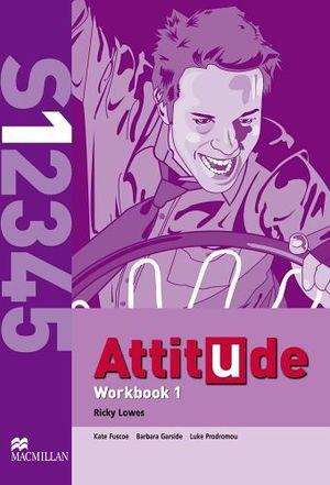 ATTITUDE 1 WORKBOOK W/CD