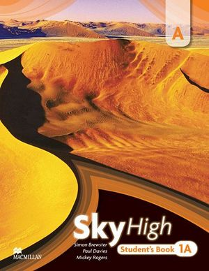 SKY HIGH 1A STUDENT'S BOOK