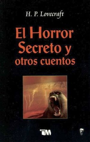 HORROR SECRETO Y OTROS CUENTOS