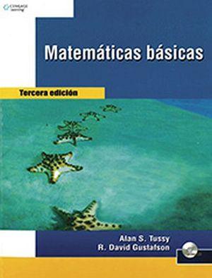 MATEMATICAS BASICAS 3ED. C/CD              (PARA UNIVERSITA