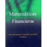 MATEMATICAS FINANCIERAS 4ED.