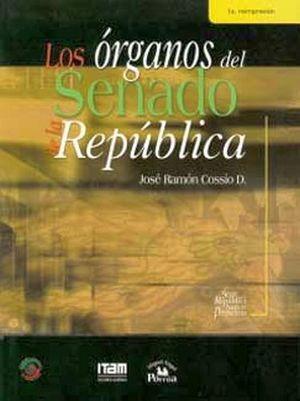 ORGANOS DEL SENADO DE LA REPUBLICA, LOS