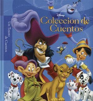 DISNEY -COLECCION DE CUENTOS- UN TESORO DE CUENTOS