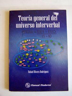TEORIA GENERAL DEL UNIVERSO INTERVERBAL