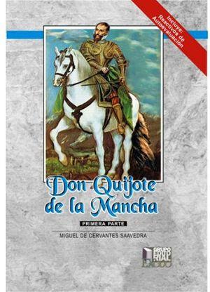 DON QUIJOTE DE LA MANCHA (DOS TOMOS)