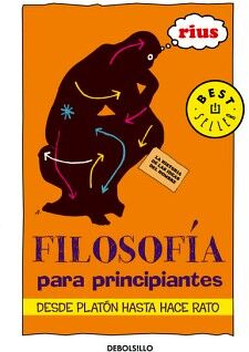 FILOSOFIA PARA PRINCIPIANTES         (DEBOLSILLO/ED. MEX)