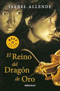 REINO DEL DRAGON DE ORO, EL          (DEBOLSILLO/ED. MEX)