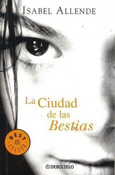 CIUDAD DE LAS BESTIAS, LA            (DEBOLSILLO/ED.MEX.)