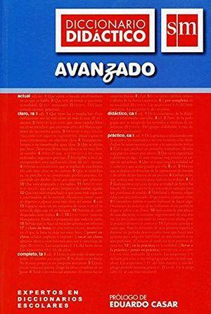 DICCIONARIO DIDACTICO AVANZADO  (NVA. ED.)