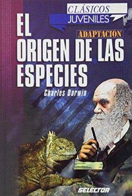 ORIGEN DE LAS ESPECIES, EL (CLASICOS JUVENILES/ADAPTACION)