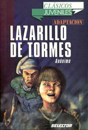 LAZARILLO DE TORMES, EL (CLASICOS JUVENILES/ADAPTACION)