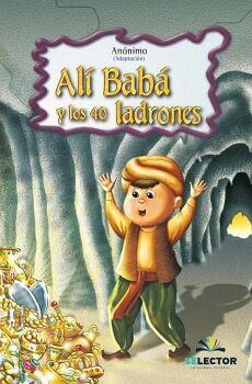 ALI BABA Y LOS 40 LADRONES PARA NIÑOS