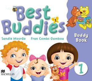 BEST BUDDIES 1 BUDDY BOOK (ACTIVITY)