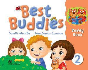 BEST BUDDIES 2 BUDDY BOOK (ACTIVITY)