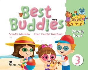 BEST BUDDIES 3 BUDDY BOOK (ACTIVITY)