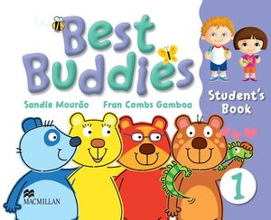 BEST BUDDIES 1 STUDENT'S BOOK + TAKE HOME CD