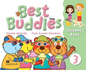 BEST BUDDIES 3 STUDENT'S BOOK + TAKE HOME CD