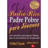 PADRE RICO, PADRE POBRE PARA JOVENES  (BOL)
