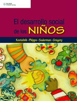 DESARROLLO SOCIAL DE LOS NIÑOS, EL 6ED. (2009)