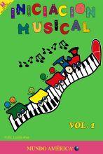 INICIACION MUSICAL VOL.1