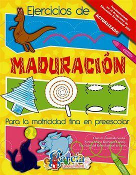 EJERCICIOS DE MADURACION