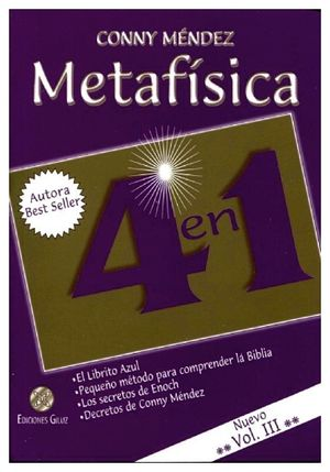METAFISICA 4 EN 1 VOL.III 2ED.