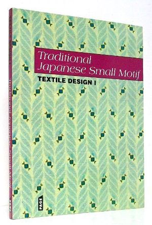TRADITIONAL JAPANESE SMALL MOTIFS VOL.I