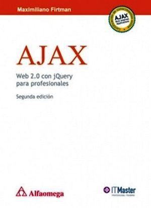 AJAX WEB 2.0 CON JQUERY PARA PROFESIONALES 2ED.
