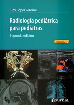 RADIOLOGIA PEDIATRICA PARA PEDIATRAS 2ED