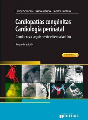 CARDIOPATIAS CONGENITAS 2ED    -CARDIOLOGIA PERINATAL-