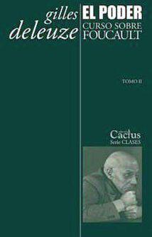 PODER, EL -CURSO SOBRE FOUCAULT-          (TOMO II)