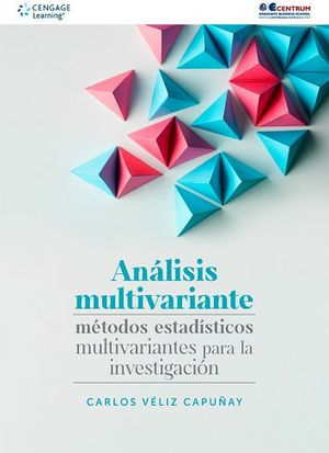 ANALISIS MULTIVARIANTE -METODOS ESTADISTICOS MULTIV.P/LA INVEST.-