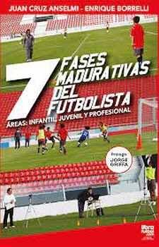 7 FASES MADURATIVAS DEL FUTBOLISTA -AREAS: INFANTIL, JUVENIL-