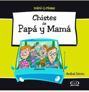 CHISTES DE PAPA Y MAMA               25-008