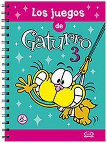JUEGOS DE GATURRO 3, LOS                 26-009