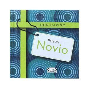 CON CARIÑO PARA MI NOVIO (EMPASTADO)