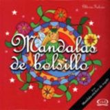 MANDALAS DE BOLSILLO C/STICKER -ROJO-