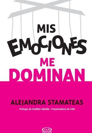 MIS EMOCIONES ME DOMINAN (NVA.EDICION/BLANCO-ROSA)