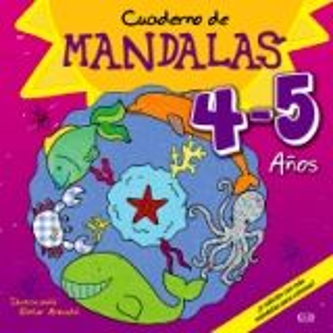 CUADERNO DE MANDALAS (4-5 AÑOS) 2ED.