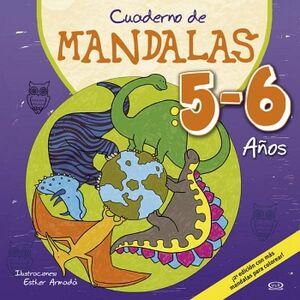 CUADERNO DE MANDALAS (5-6 AÑOS) 2ED.