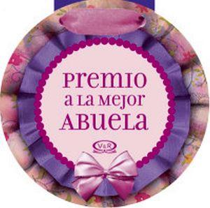 PREMIO A LA MEJOR ABUELA (MORADO)