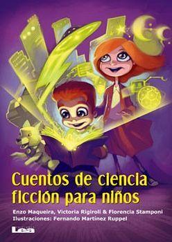 CUENTOS DE CIENCIA FICCION PARA NIÑOS