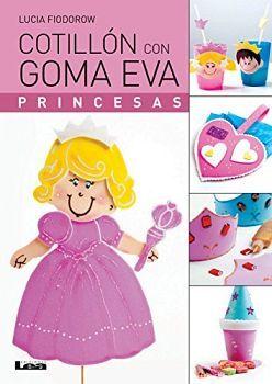 COTILLON CON GOMA EVA -PRINCESAS-