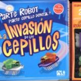 INVASION DE LOS CEPILLOS, LA               KL-956